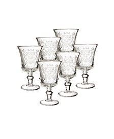 La Rochere Amboise 9-ounce Stemmed Glass, Set of 6