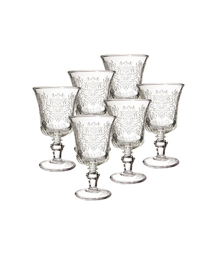 La Rochère - La Rochere Collection 6-Pc. Amboise Stemmed Glasses