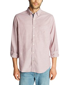 Nautica Men's Classic-Fit Oxford Solid Shirt