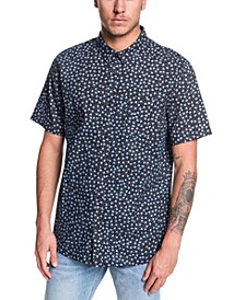 Men's Small Fry Short Sleeve Woven