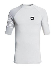 Men's Active Short Sleeve Rashguard