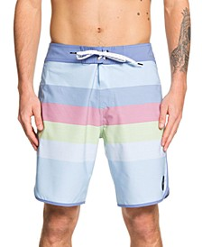 "Men's Highline Sunset 19"" Board Short"