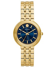 Women's Bailey Gold-Tone Stainless Steel Bracelet Watch 34mm