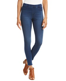 Style & Co Pull-On Tummy Control Jeggings, Created for Macy's