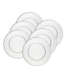"La Rochere Perigord 7.5"" Diameter Salad Plate, Set of 6"