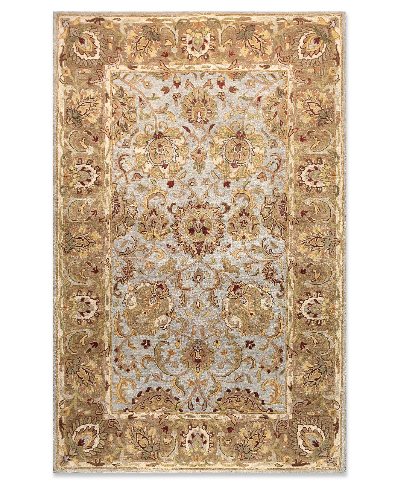 bashian brothers rugs  macy's - bashian area rug wilshire hg light blue '