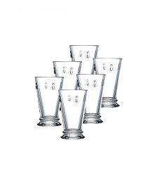 La Rochere Napoleon Bee 11.5-ounce Double Old Fashioned Glass, Set of 6