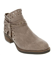 Thinker Ankle Booties