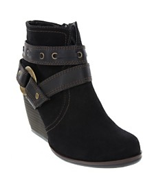 Sugar Humms Above Ankle Booties