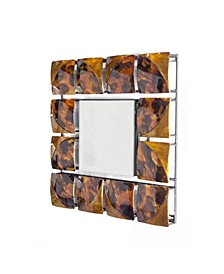Tinsley Collection Lacquered Wall Mirror Decor