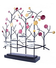 Dottie Lacquered Table Decor and Votive Holder
