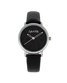 Breckenridge Genuine Leather Watches, 34mm