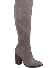 Women's Kyllie Wide Calf Boots