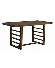 Summerlin Counter Height Trestle Dining Table