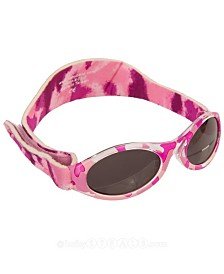 Banz Toddler Girls Original Wrap Around Sunglasses