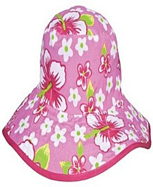 Baby Girls Reversible Bucket Hat