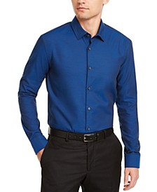 Men's Classic-Fit Solid Shirt, Created for Macy's