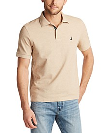 Men's Classic Fit Performance Deck Polo