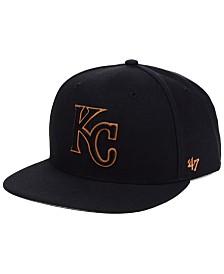 '47 Brand Kansas City Royals Townhouse Snapback Cap