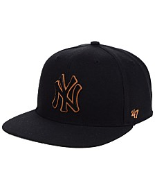 '47 Brand New York Yankees Townhouse Snapback Cap