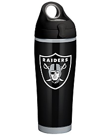 Tervis Tumbler Oakland Raiders 24oz Rush Stainless Steel Tumbler
