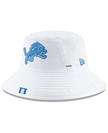 New Era Detroit Lions Training Bucket Hat