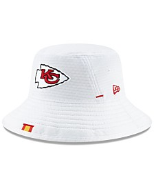 New Era Kansas City Chiefs Training Bucket Hat