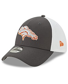 New Era Denver Broncos Pop Out Diamond Era 39THIRTY Cap