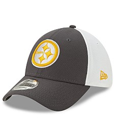 New Era Pittsburgh Steelers Pop Out Diamond Era 39THIRTY Cap