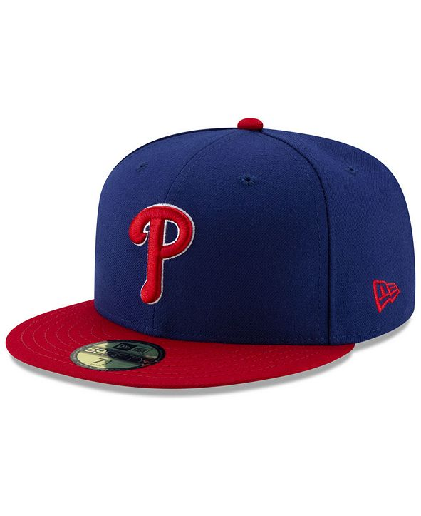 New Era Philadelphia Phillies Authentic Collection 59FIFTY Fitted Cap