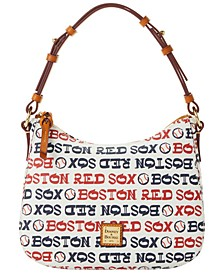 Boston Red Sox Small Kiley Hobo Bag