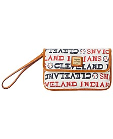 Dooney & Bourke Cleveland Indians Milly Wristlet