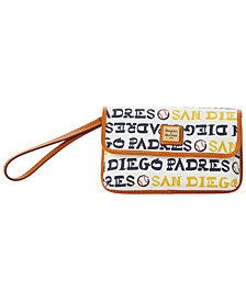 Dooney & Bourke San Diego Padres Milly Wristlet