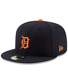 New Era Detroit Tigers Authentic Collection 59FIFTY Fitted Cap