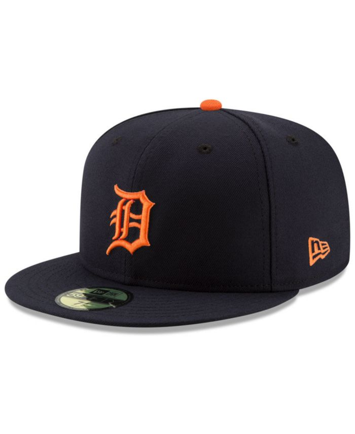 New Era Detroit Tigers Authentic Collection 59FIFTY Fitted Cap & Reviews - Sports Fan Shop By Lids - Men - Macy's