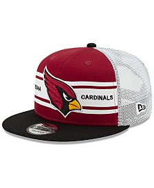 New Era Arizona Cardinals Classic 77 Stripe Mesh 9FIFTY Cap
