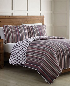 Estate Abigail 2 Piece Quilt Set, Twin