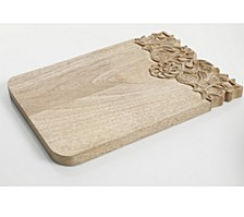 Madeira Heritage Wood Serving Board