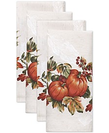 Fall Inspiration Napkins, Set of 4