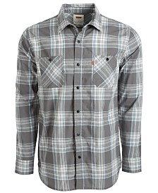 Levi's® Men's Remick Plaid Shirt