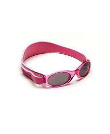 Banz Toddler Girls Original Wrap Around Sunglasses