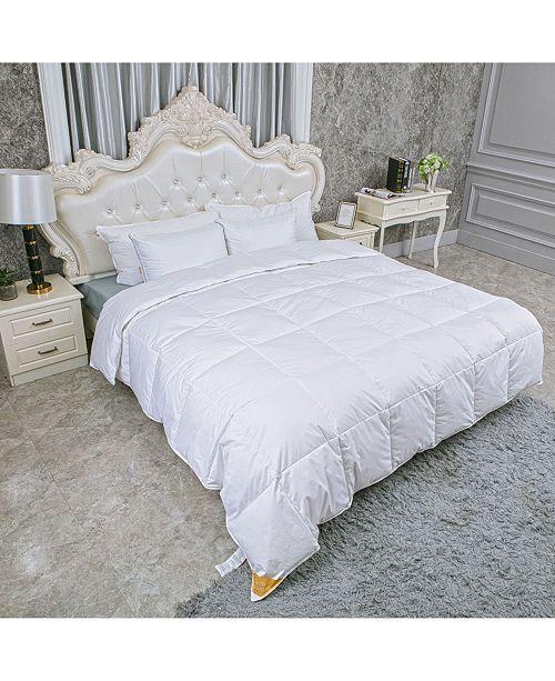 St. James Home Puredown Light Warmth Comforter King