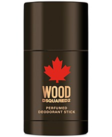 Men's Wood For Him Deodorant Stick, 2.5-oz.