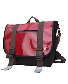 Token Lorimer Enamel Medium Messenger Bag