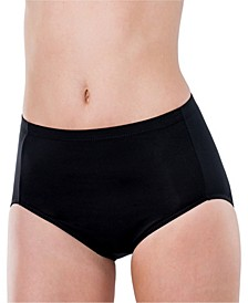 Essentials Cotton Stretch Full High Cut Brief