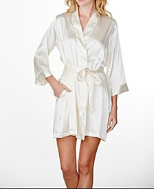 Women's Plain Robe, Online Only