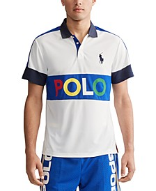 Polo Ralph Lauren Men's Tech Pique Polo Shirt