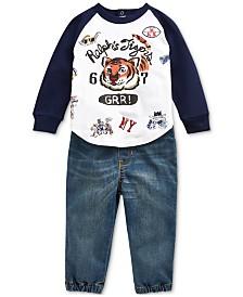 Polo Ralph Lauren Baby Boys T-Shirt & Jeans
