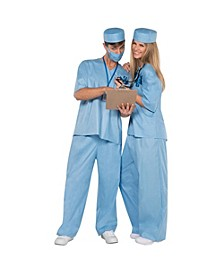 Doctor Adult Men's Costume