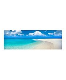 """- Paradise Point Canvas Art, 12"""" x 36"""""""